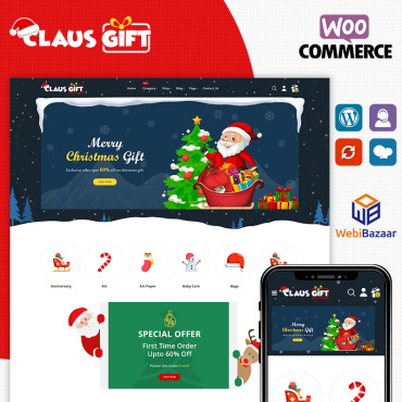 Template WooCommerce #91275