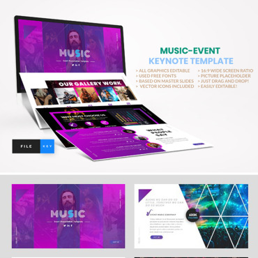 Template Keynote Templates #91570
