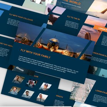 Website Template № 91721