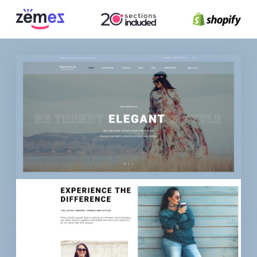 Website Template № 91761