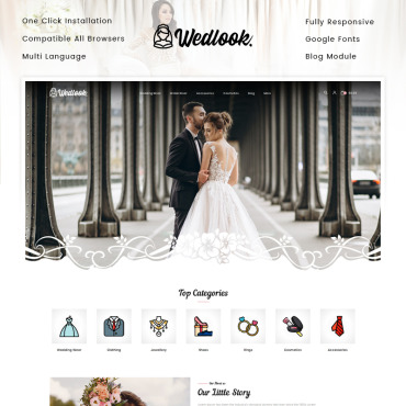 Website Template № 91960