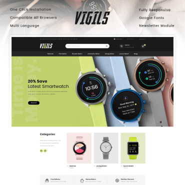 Website Template № 91961