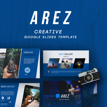 Template Google Slides #92071
