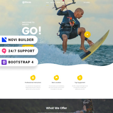 Website Template № 92172