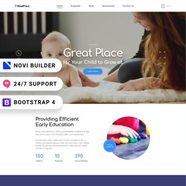 Website Template № 92173