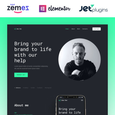 Website Template № 92284