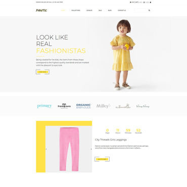 Website Template № 92323