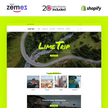 Website Template № 92708