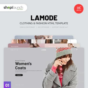 Website Template № 92836