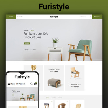 Website Template № 92911