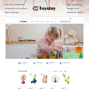 Website Template № 92992