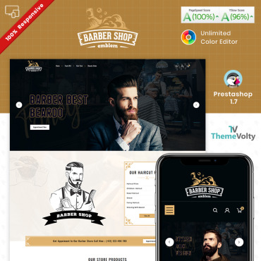 Website Template № 93058