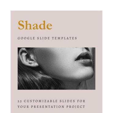 Template Modă Google Slides #93089