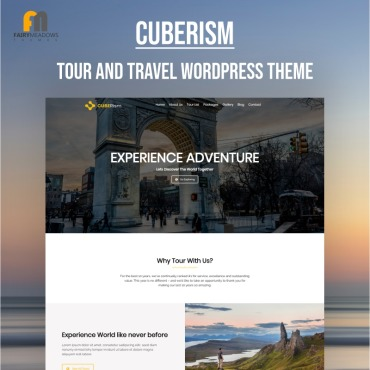 Template WordPress #93150