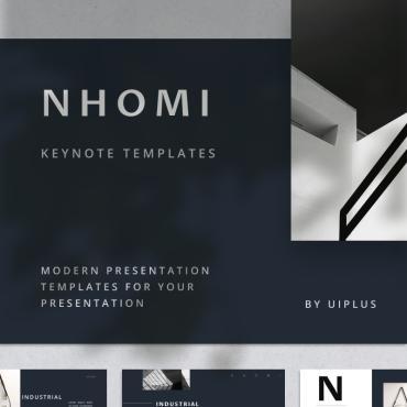Template Modă Keynote Templates #93161