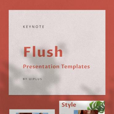 Template Modă Keynote Templates #93198