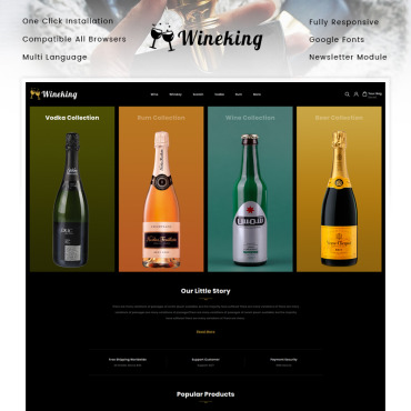 Website Template № 93262