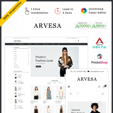 Website Template № 93430