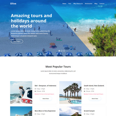 Website Template № 94140