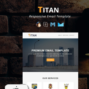 Website Template № 94186