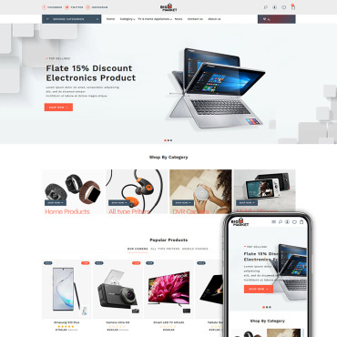 Website Template № 94210