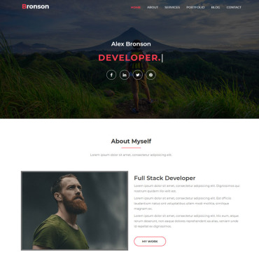 Website Template № 94211