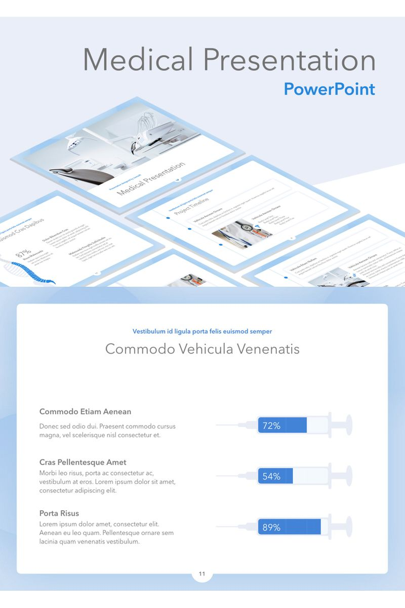 Medicinal PowerPoint Template