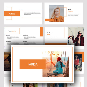Website Template № 94334