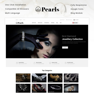Website Template № 94381