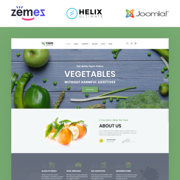 Website Template № 94401