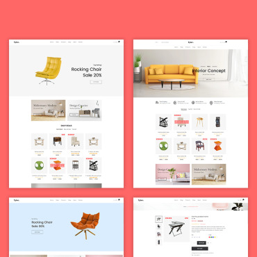 Website Template № 94537