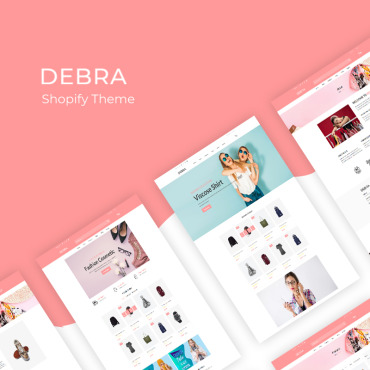 Template Modă Shopify #94587