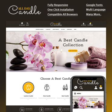 Website Template № 94794