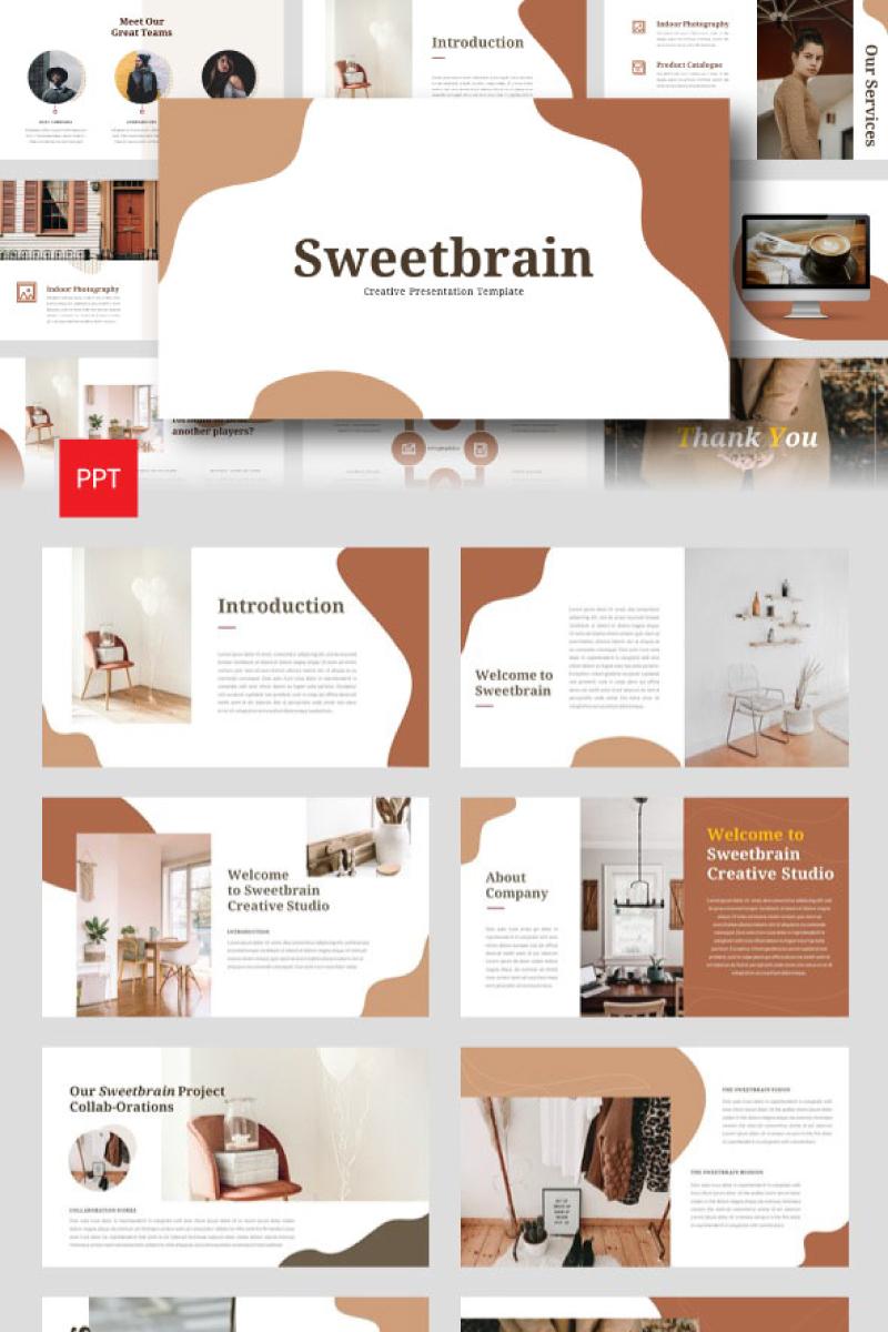 Sweetbrain PowerPoint Template