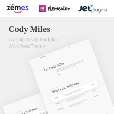 Website Template № 94970