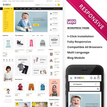 Template WooCommerce #95013
