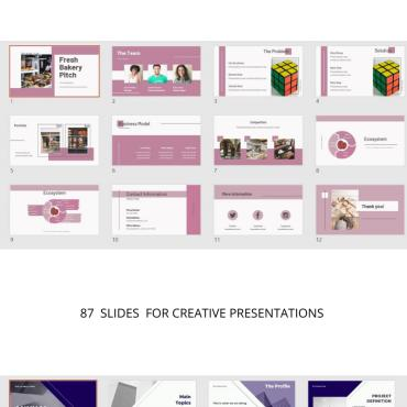 Website Template № 95058