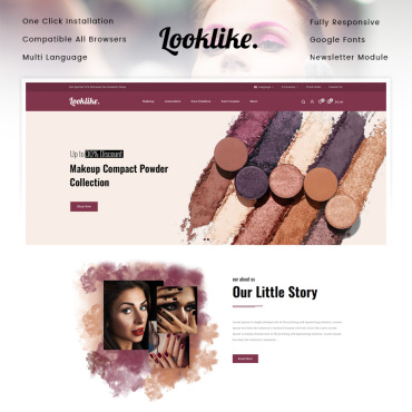 Website Template № 95093