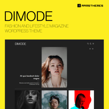 Website Template № 95292