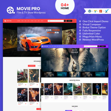 Website Template № 95294