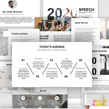 Website Template № 95303