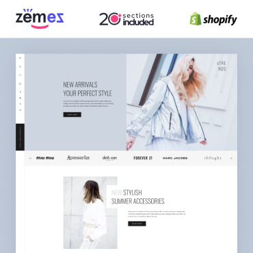Website Template № 95367