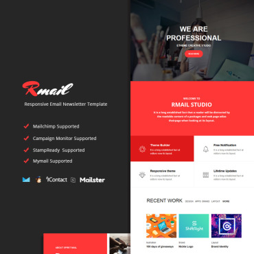 Website Template № 95369
