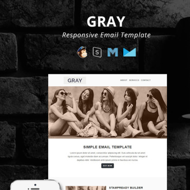 Website Template № 95402