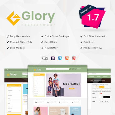 Website Template № 95905