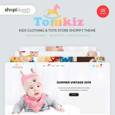 Website Template № 95947
