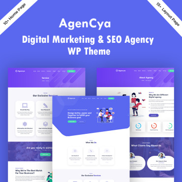 Website Template № 96089