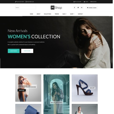 Website Template № 96093