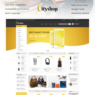 Website Template № 96096