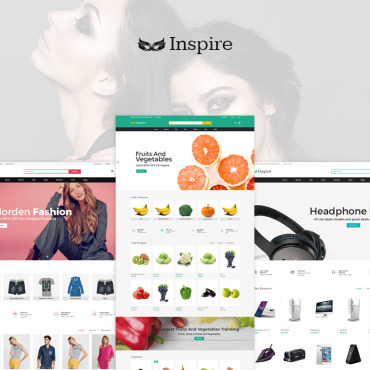 Website Template № 96286